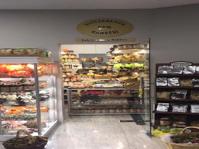 Kızılcahamam Çam Kahvesi Satış Noktası Açıldı
